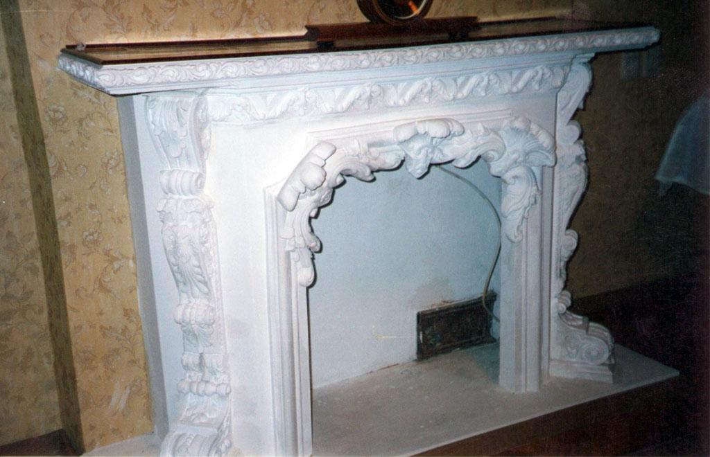 Камин своими руками декорация